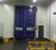 lonas para puertas rápidas pequeñas