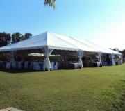 carpas para bodas jardin