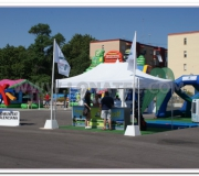 carpas plegables eventos