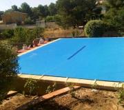lonas para piscinas caseta