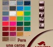 moquetas colores
