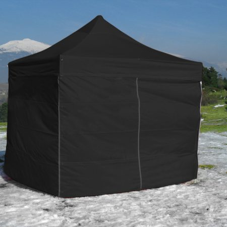 carpa plegable con paredes