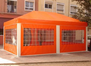 carpa plegable, carpas para bares
