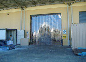 cortinas lamas industriales