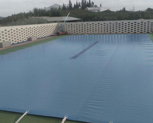 lonas pora piscinas buñol