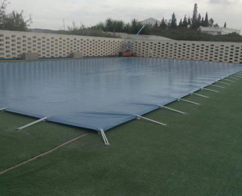 lonas para piscinas, cubiertas para piscinas