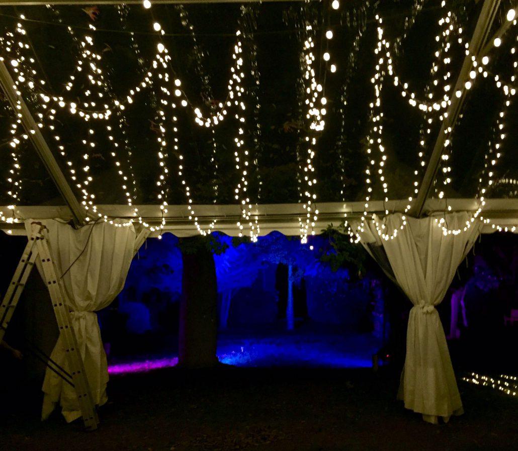 Carpa transparente para boda con lonatec fabricantes de - Iluminacion en valencia ...