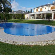 lonas para piscina, lona para cubrir piscina