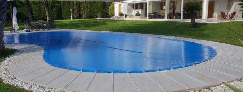 lona, lonas para piscina, lona para cubrir piscina