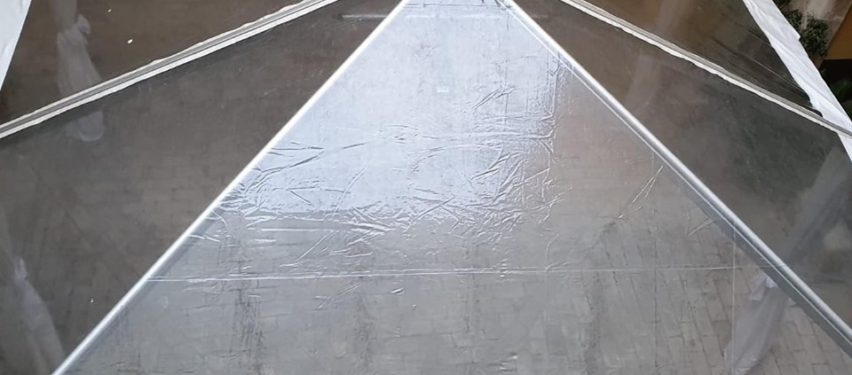 alquiler de carpas cuenca, carpas transparentes