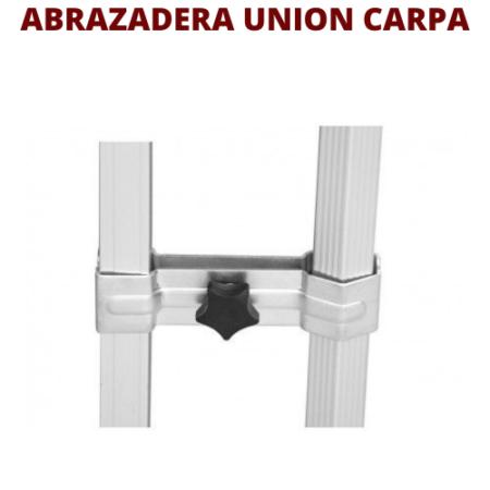 Abrazadera Union Carpa