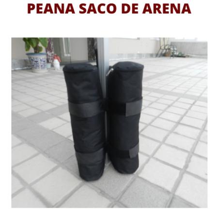 Peana Saco de Arena 14 kg