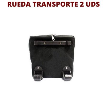Rueda de Transporte 2 ud.
