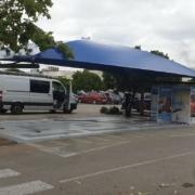 ventas de carpas, carpas para parking, carpas parking